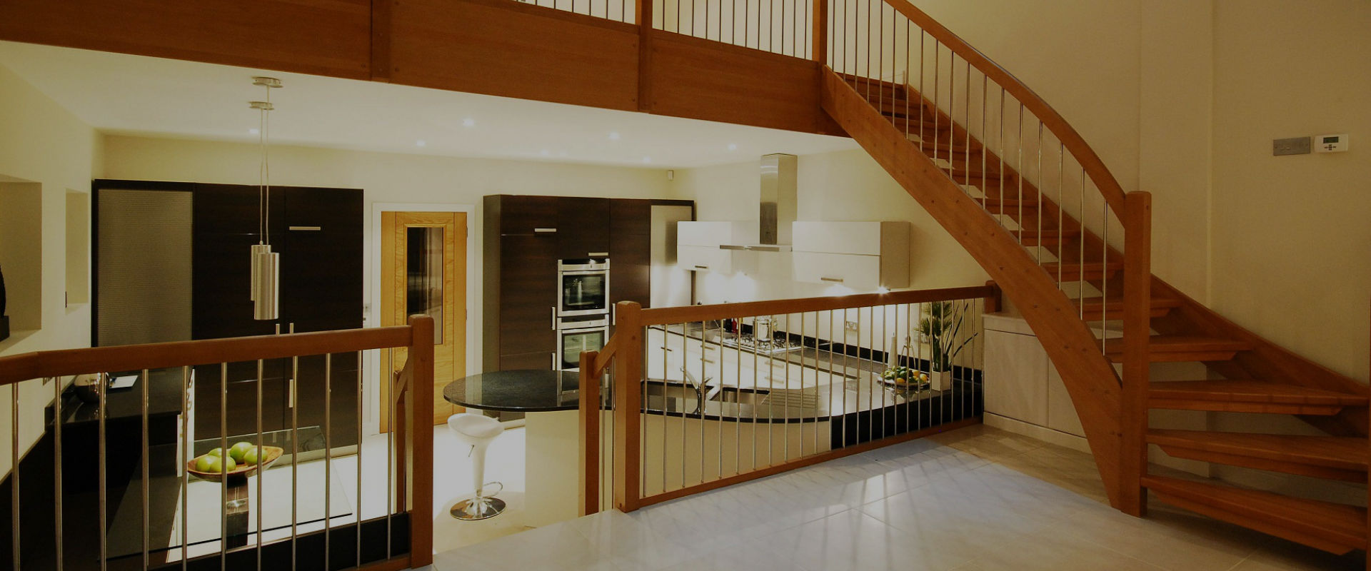 Custom Woodturnings – Custom-Made Staircases For Your Home